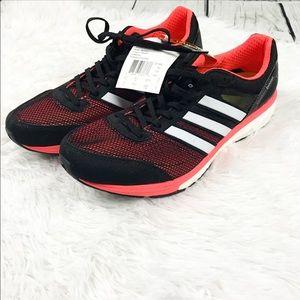 Adidas NWT Black Melon Mesh Detail Sneakers 8.5M